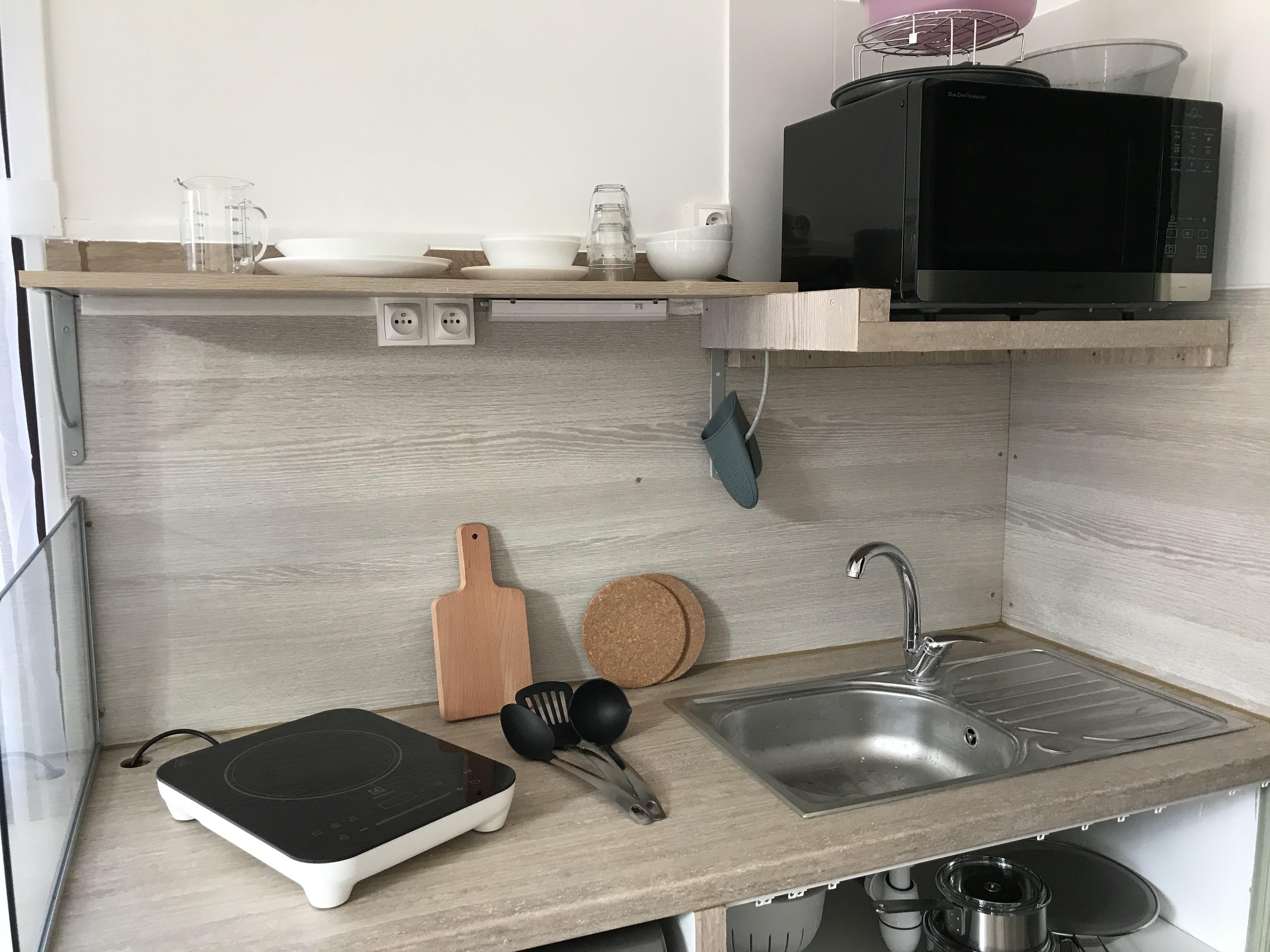 S16 équipement cuisine