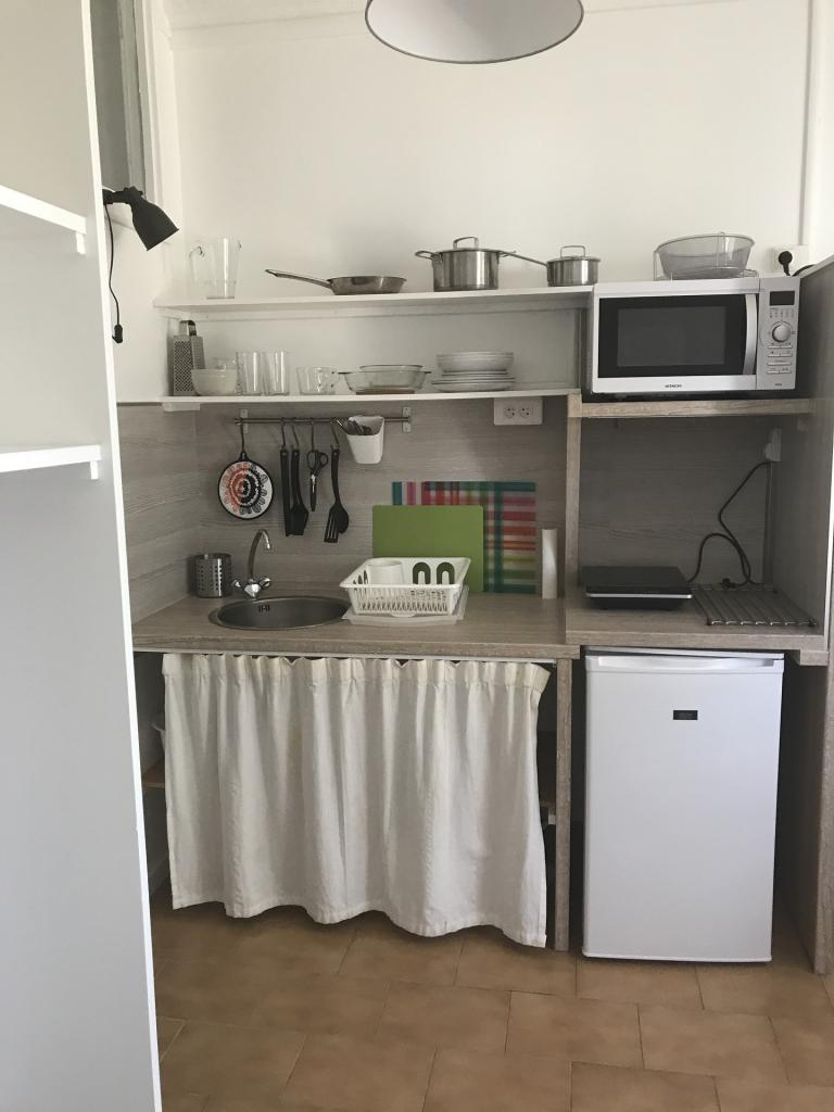 Studio meublé s13 cuisine 2