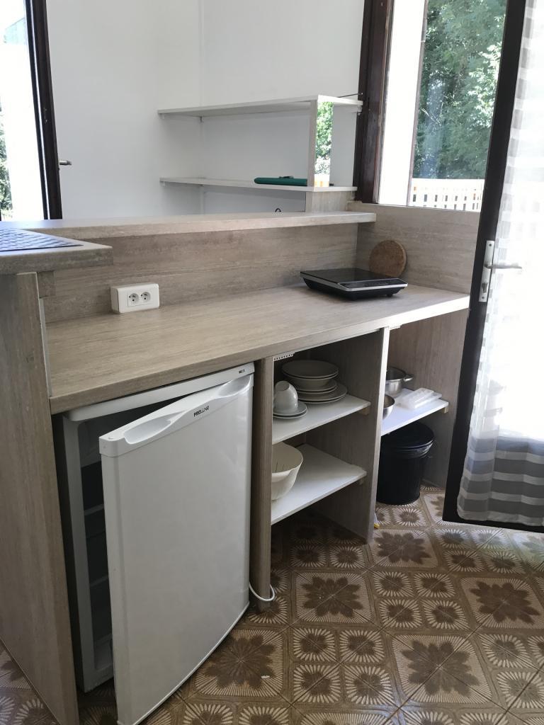 Studio meublé s8 espace cuisson froid