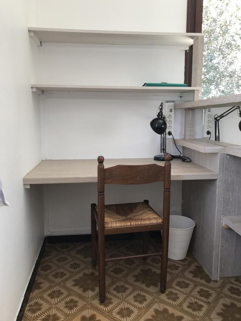 Studio meublé s8 bureau