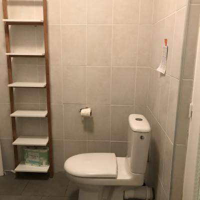 S16 toilettes