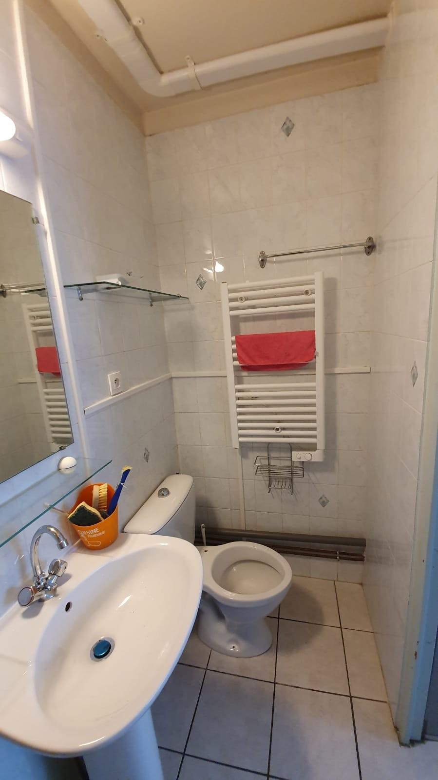 Studio 5 cote wc (abattant remplacé depuis)