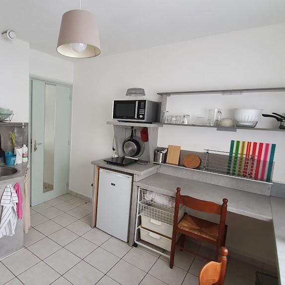 Studio 5 espace cuisine