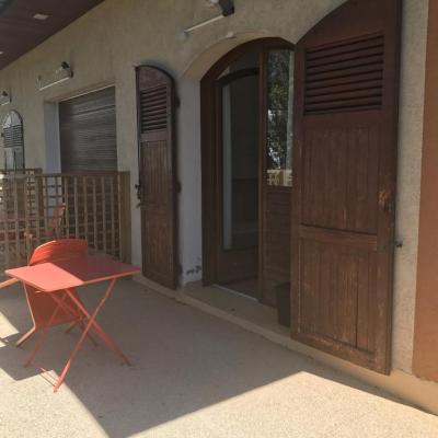 Studio meublé s13 terrasse
